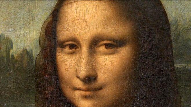 Mona Lisa Close up