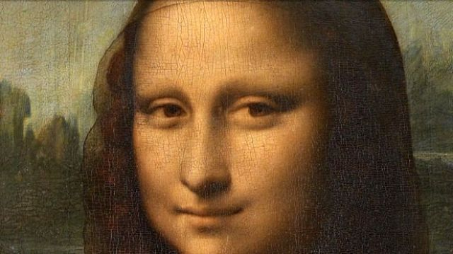 Mona Lisa Close up