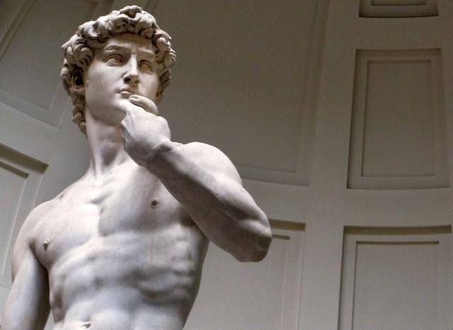 David, Michelangelo, 1501-1504, Galleria dell'Accademia, Florence