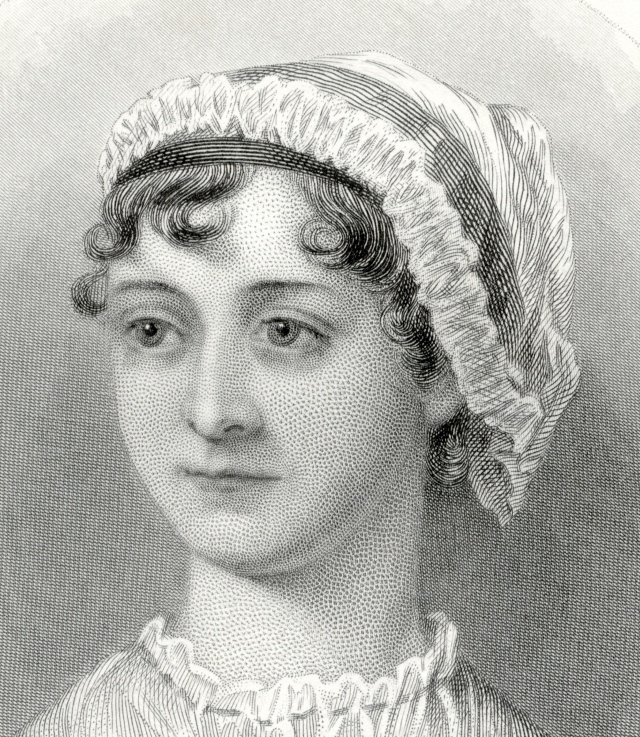 Jane Austen, portrait