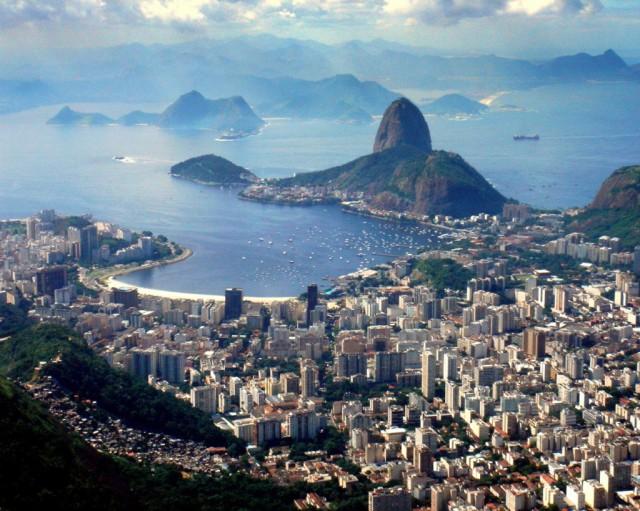 ao Rio-de-Janeiro