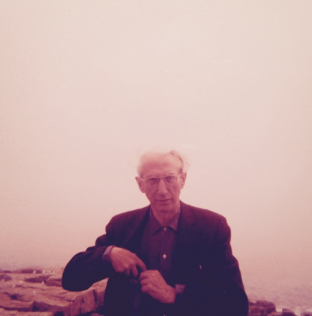 Henry M. Rosenthal at Acadia National Park, Maine.