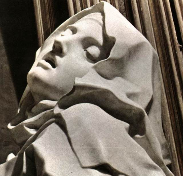 Ecstacy of St. Theresa, Gian Lorenzo Bernini, 1647–1652