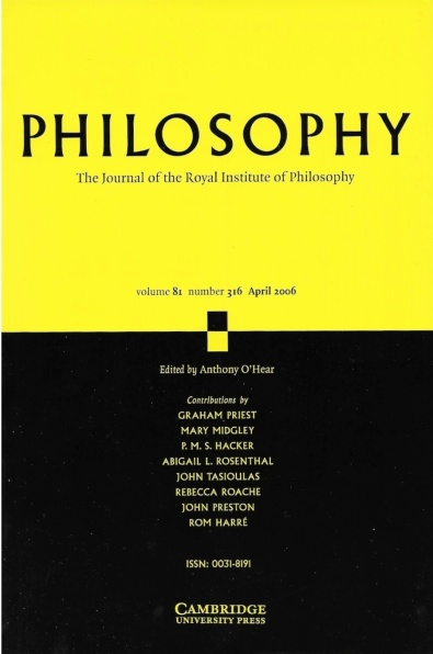 philosophy-volume-81-cover-2