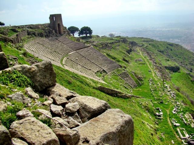 Pergamon, Turkey