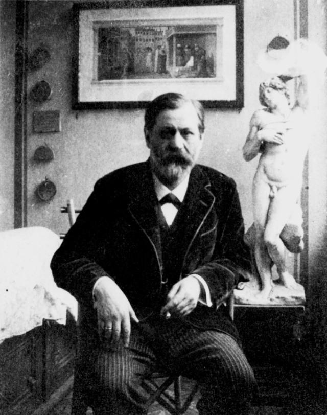 Sigmund Freud, Vienna, 1911